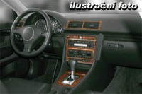 Decor interiéru Ssangyong Musso -aut. převodovka rok výroby od 06.96 -18 dílů přístrojova deska/ středová konsola/dveře